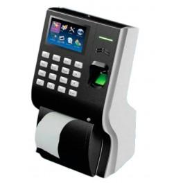 Control de Acceso con impresora de Tickets LP400