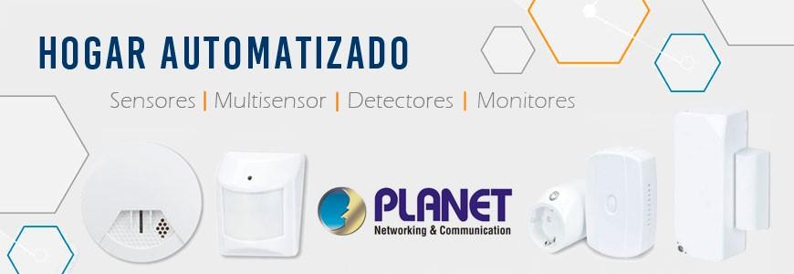 Planet - sensores de hogar automatizado